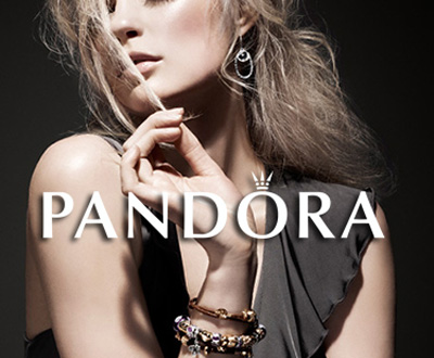 Palimino Jewelry carries Pandora Bracelets and Beads