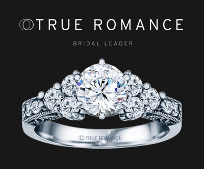 Palimino Jewelry carries True Romance Engagement Rings